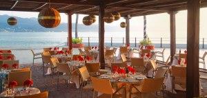 Melia Puerto Vallarta - Beach Restaurant