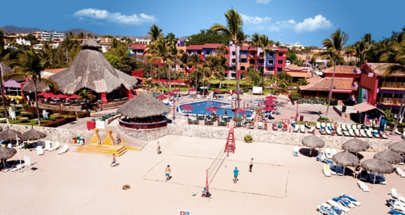 Royal Decameron in Bucerias - Beach View