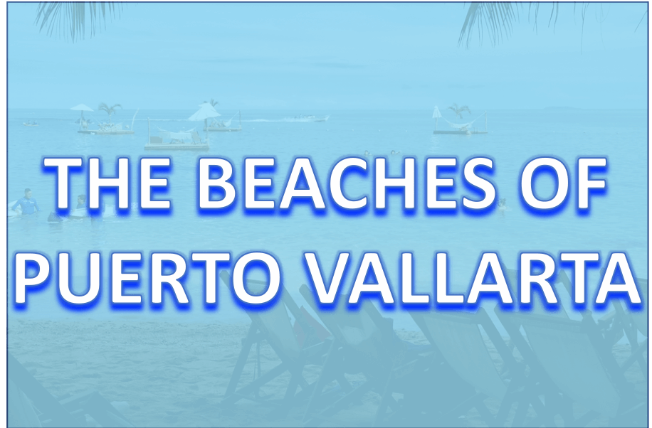 This icon links to the Beaches of Puerto Vallarta main page