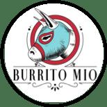 Logo for Burrito Mio restaurant in Nuevo Vallarta