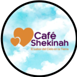 Logo for Cafe Shekinah in Nuevo Vallarta