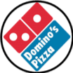 Logo for Domino's Pizza Restaurant in Nuevo Vallarta