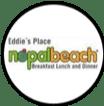 Logo for Eddie's Place Nopal Beach Restaurant in Nuevo Vallarta