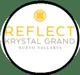 Logo for Reflect Restaurant in Nuevo Vallarta
