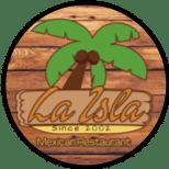 Logo for La Isla Restaurant in Nuevo Vallarta