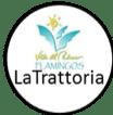 Logo for La Trattoria Restaurant in Nuevo Vallarta