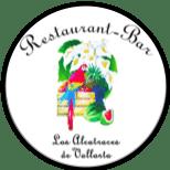 Logo for Los Alcatraces Restaurant in Nuevo Vallarta