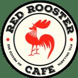 Logo for Red Rooster Restaurant in Nuevo Vallarta