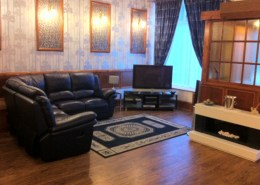 One bed lounge executive self catering