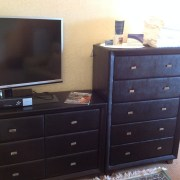 Furnishing in 2 bedroom rental apartment