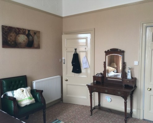 Single room in rental accommodation