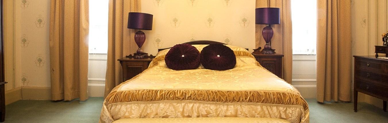 Bedroom in 3 Bedroom Apartment