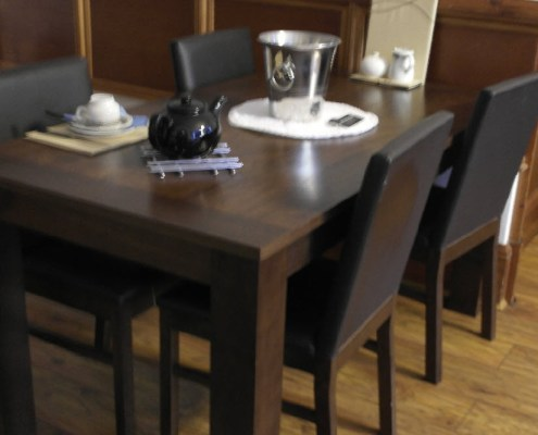 Dining Table for Self catering