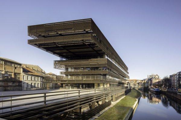 Modern Architecture In Ghent Visit Gent