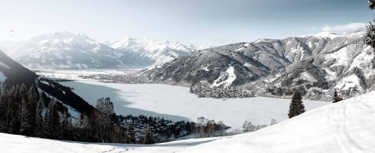 Цель ам Зее - горнолыжный курорт Австрии