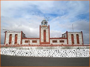 Faro de la Entallada en Fuerteventura junto a Gran Tarajal y Las Playitas Sitios para visitar