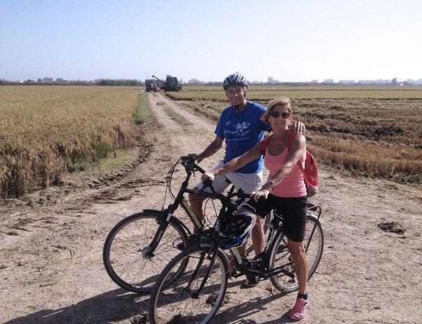 bicyclette à deux roues