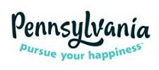 Pennsylvania - Pursue Your Happiness logo with link to its website