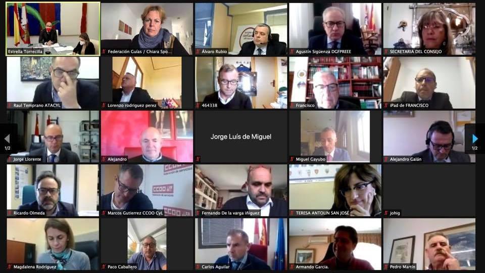 Consejo Autonómico de Turismo de Castilla y León