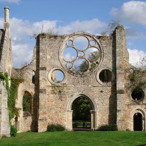 Abbaye des Vaux-de-Cernay