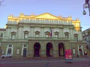 Teatro la Scala - Foto Deborah Ballarini