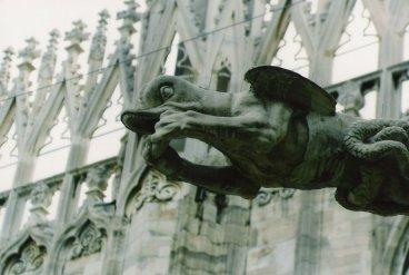 Las gárgolas de la Catedral