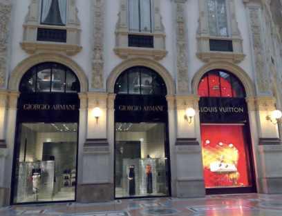 Moda en Milán