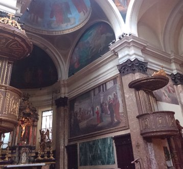 Basílica de San Jorge - Visita guiada por Milán