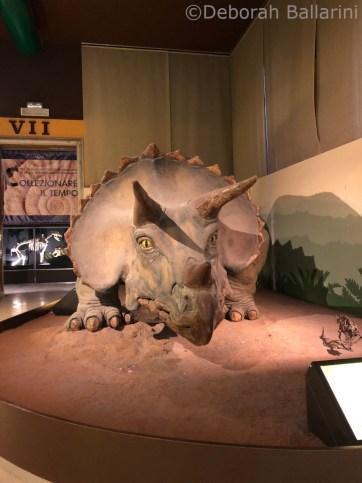 El Triceratops de Milán - visitas guiadas milan