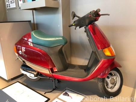 Escúter Sfera Piaggio - visitas guiadas Milan