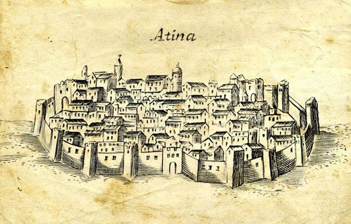 Storia di Atina