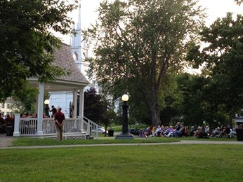 gazebo concerts bath maine