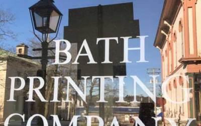 Bath Printing Co.