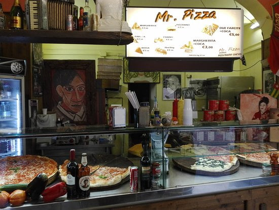 Mister Pizza Visit Beautiful Italy