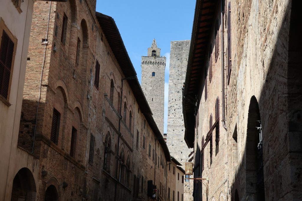 Accommodation in San Gimignano
