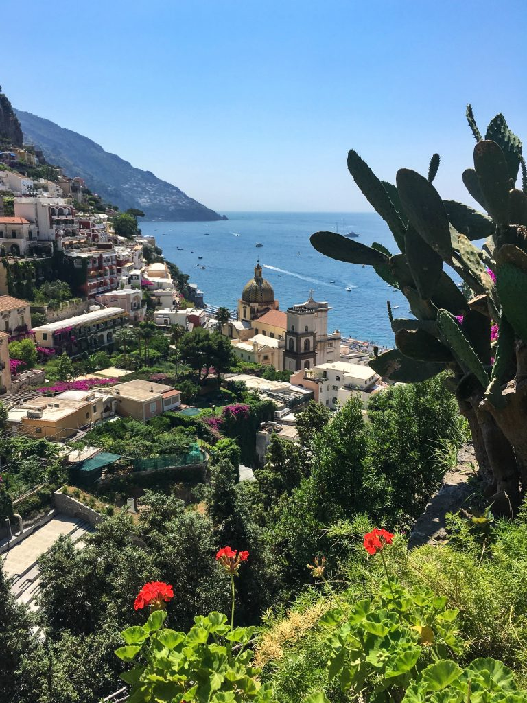 Positano sights to see