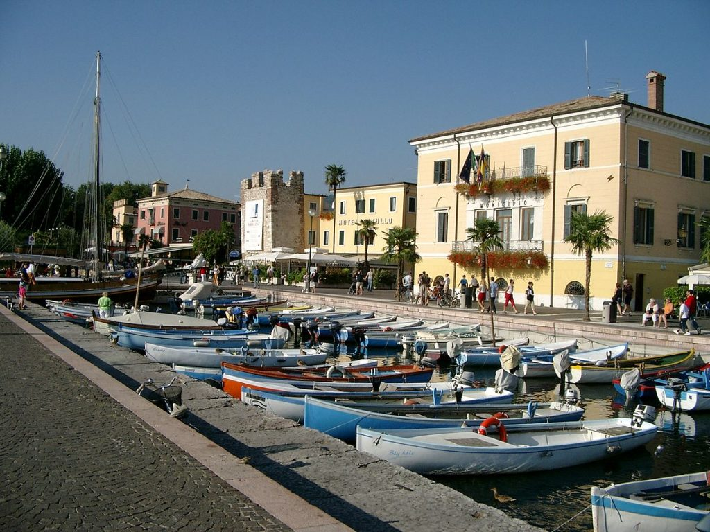 Best towns to visit on Lake Garda