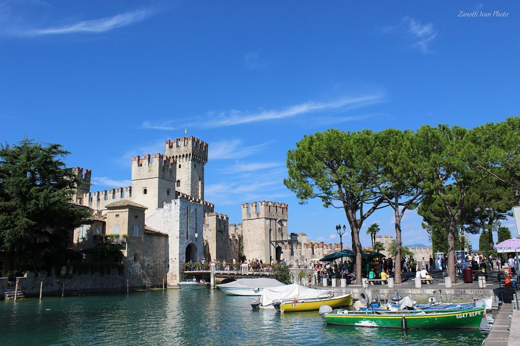 Lake Garda Cities