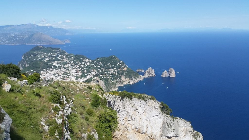 Capri in one day