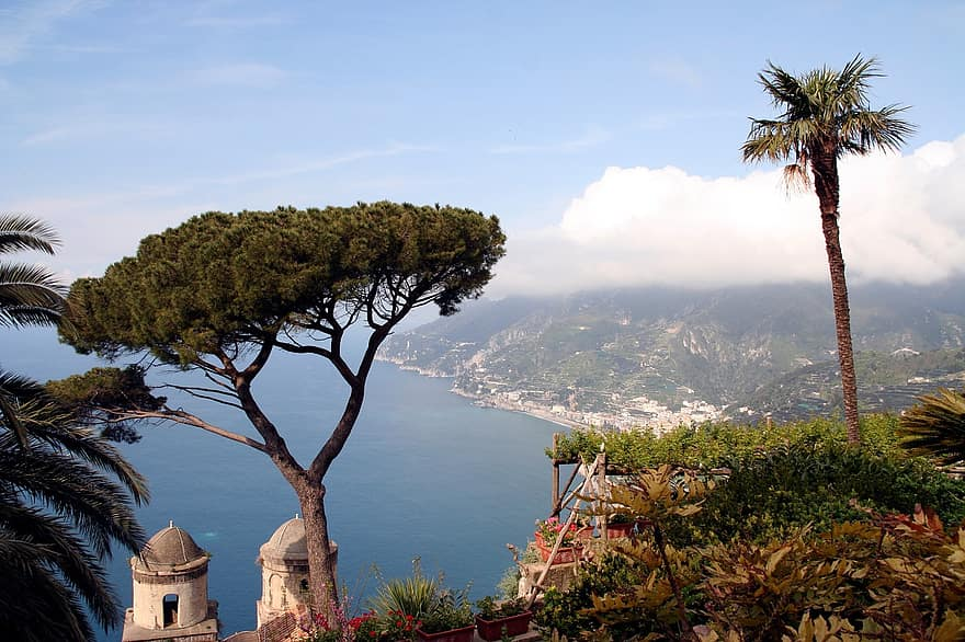 Ravello surroundins