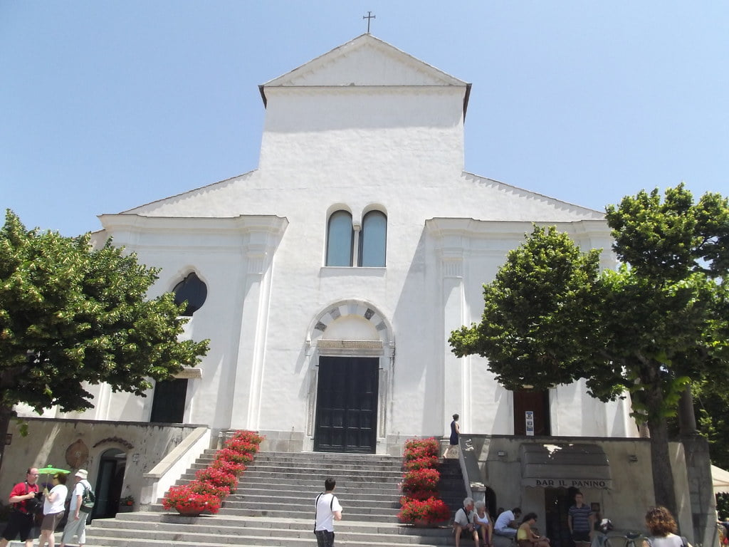 Cathedral in Ravello