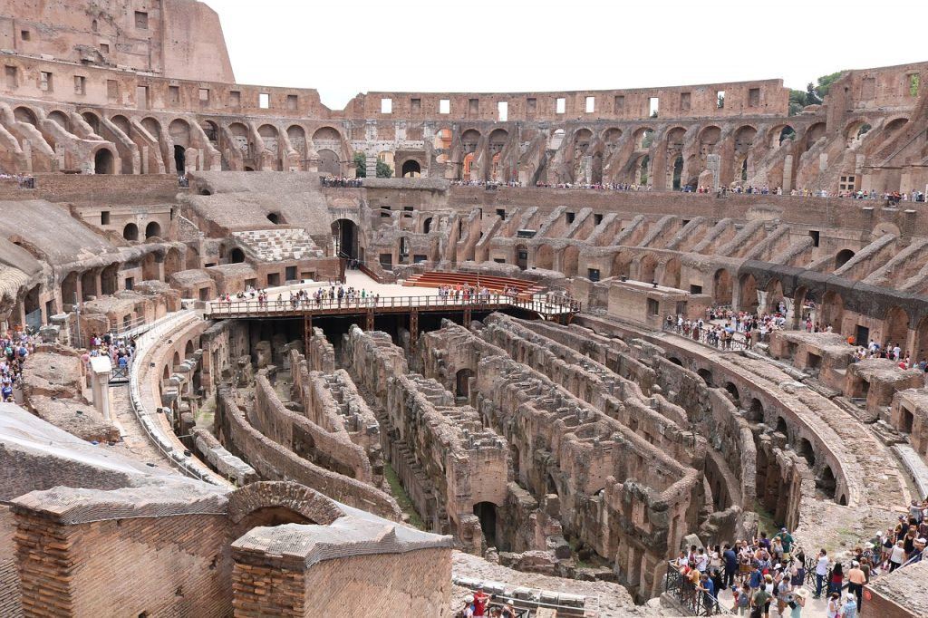Rome Colosseum Attraction
