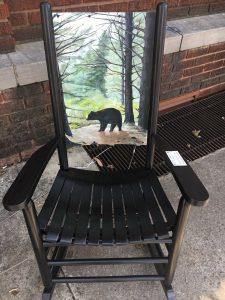 Black Bear Near Black Balsam