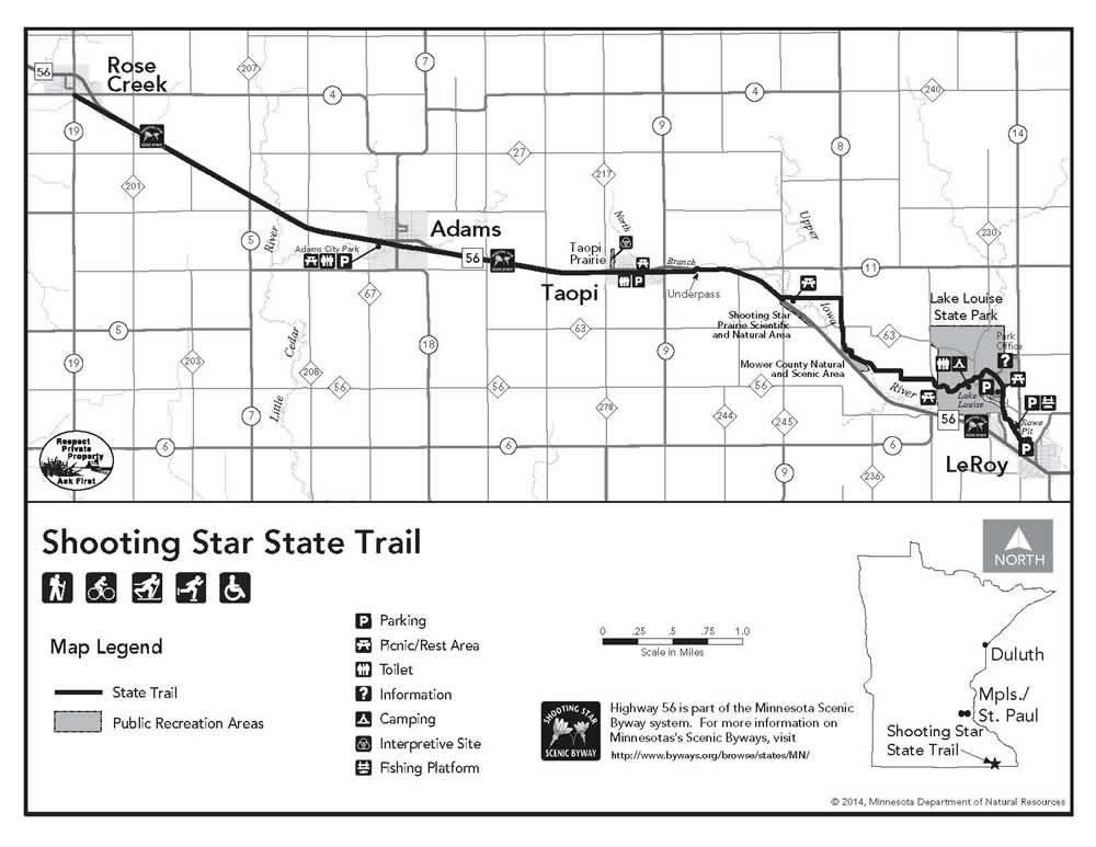 Shooting Star Bike Trail