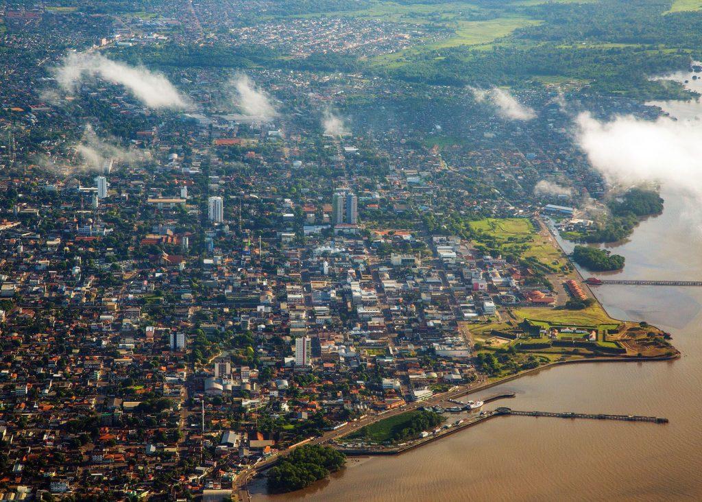 Macapá, Amapá State, Brazil