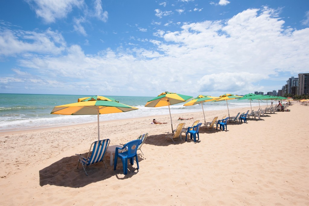 Jaboatão dos Guararapes - Praia de Piedade