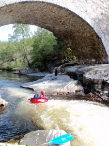 River Tubing with Full on Adventure