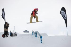 Snowsport Stars on Cairngorm Mountain