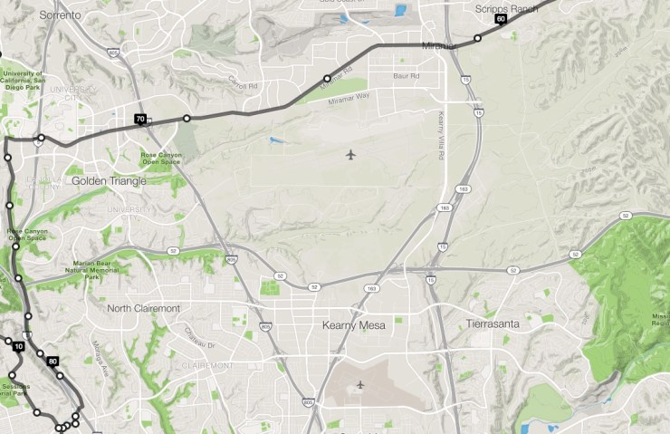 Best San Diego Cycling - Poway Cycling Route part 2