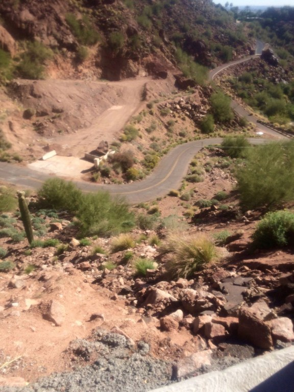 Camelback Mountain - Best Cycling Routes in Scottsdale